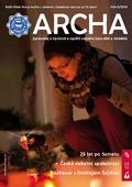 """Vyšla """"sametová"""" Archa č. 6/2014"""