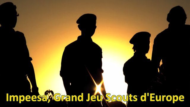 Impeesa, Grand Jeu Scouts d'Europe