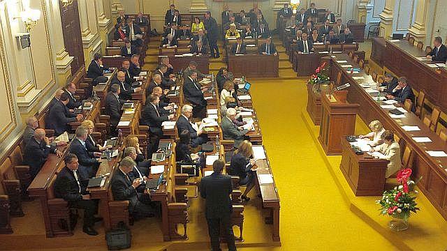 Poslanecká sněmovna schválila 8. dubna 2015 novelu zákona o dětských skupinách (foto Aleš Sedláček)