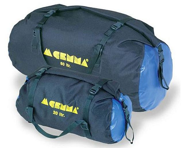 d09254345c3 Batohy GEMMA jsou na českém outdoorovém nebi stálicí - nepromokavá taška