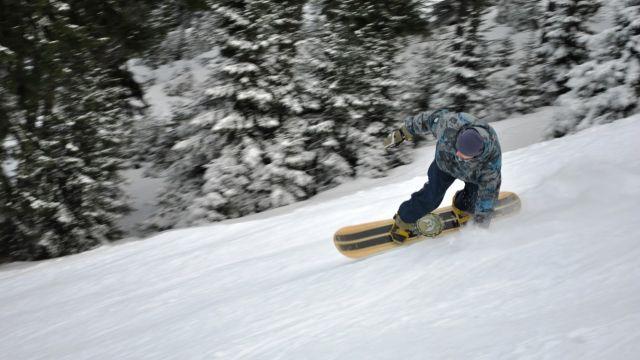 Snowboarding [zdroj: morguefile.com]