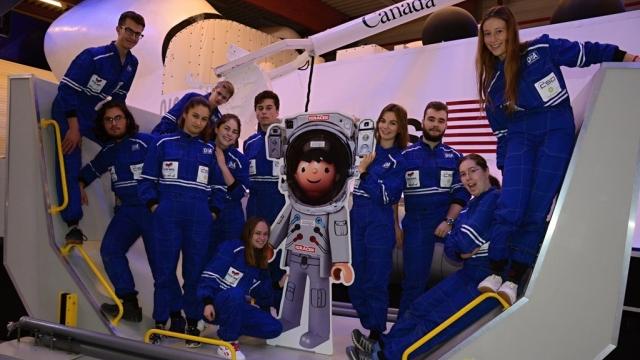 Finalisté soutěže Expedice Mars 2015