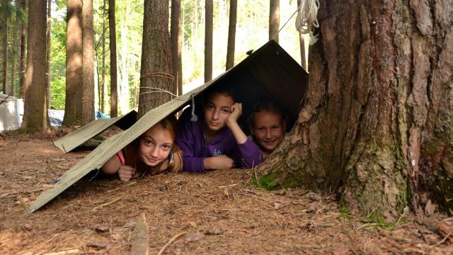 Aktivity pro volný čas dětí a mládeže (ČRDM, foto Tomek Hurt, A-TOM)