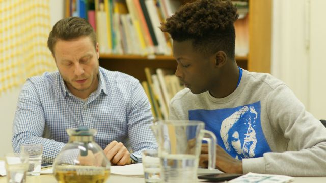 Zapojte se do práce METY, o.p.s. a doučujte mladé cizince - studenty