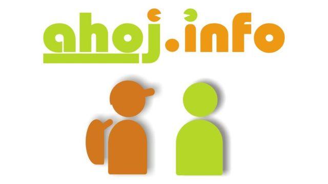 Česko-německý internetový portál pro mládež www.ahoj.info