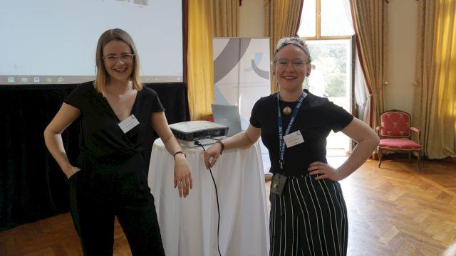 """Prezentace Česko-německého fóra mládeže k otázce """"Jakou budoucnost (s)tvoříme?"""""""