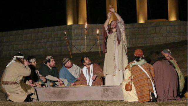 Pašijové hry ve Žďáře nas Sázavou (Zpravodaj Kolpingova díla)