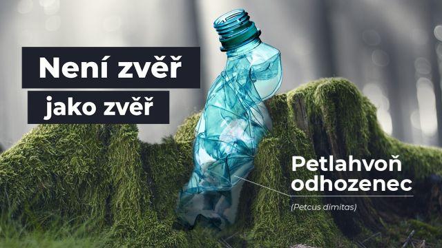 Negativním dopadem turistických výletů je množství odpadků, které po sobě turisté v Krkonošském národním parku zanechávají