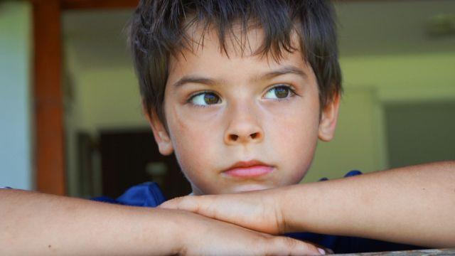 Proč se děti doma nechtějí svěřit (ilustrační foto, Linka bezpečí)