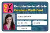 Takhle vypadá karta EYCA