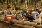 Skauti pořádají nejvíce táborů v Česku - v roce 2016 téměř pro 30 tisíc kluků a holek