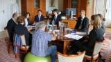 Setkání nad zněním vodního zákona a možností táboření v údolích řek, Senát PČR 6. 4. 2017 (foto M. K. Rocmanová)