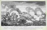 Bitva u Štěrbohol 1757 - dobová rytina (Sedmiletá válka 1756-1762)