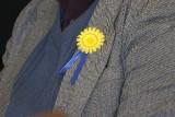 Symbolem sbírkové akce Český den proti rakovině je stylizovaný květ měsíčku lékařského (foto Jiří Majer)