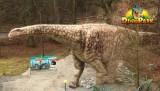 Argentinosaurus v DinoParku (foto Milan Choulík)