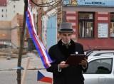 RADAMBUK zasadil Strom svobody v Českých Budějovicích