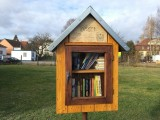 Dejte šanci na druhý život knihám - pomohou KnihoBudky (Hodina H, Pelhřimov)