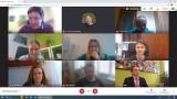 Jednání probíhalo formou videokonference (printscreen obrazovky)