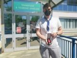 Skauti v Brně darovali téměř 17 litrů krve: Bronislav Španhel - Chicko si za opakované dárcovství odnesl ocenění