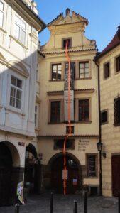 Dům U Zlatého prstenu, Muzeum hlavního města Prahy