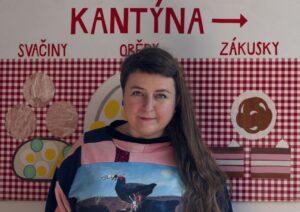 Výstavní projekt Zachraň jídlo! učí o dopadech plýtvání - Vendula Chalánková (foto Martina Oravcová)