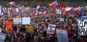 Milion chvilek pro demokracii, Praha, Letná, 16. listopadu 2019