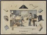 Kloboučník - školní obraz od K. S. Amerlinga